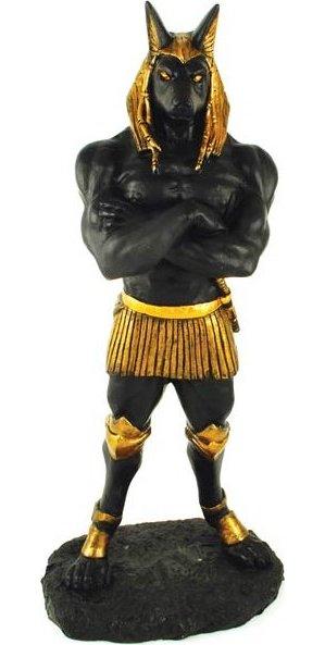 """Proud Anubis 12"""" Statue"""