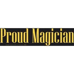 Proud Magician