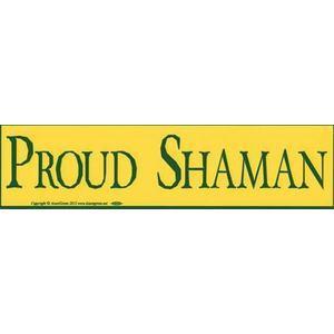 Proud Shaman