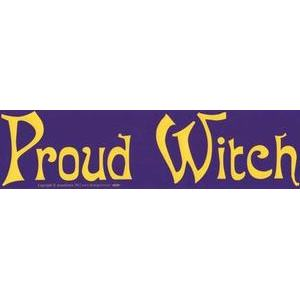 Proud Witch