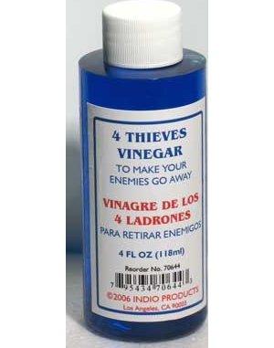 4oz 4 Thieves Vinegar