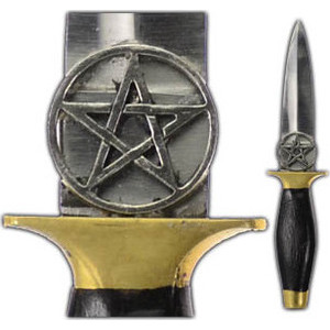 Pentagram Athame