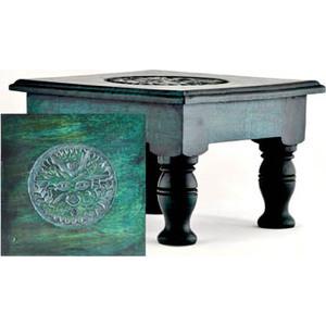 "Greenman Altar Table 8"""