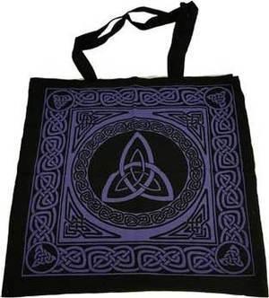 Triquetra Tote Bag