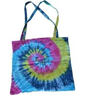 "18"" x 18"" Spiral Tote Bag"