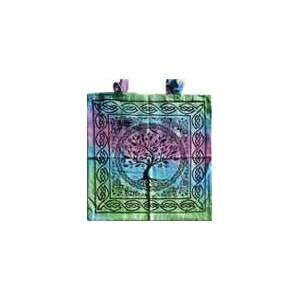 Tree Coexist Tote Bag