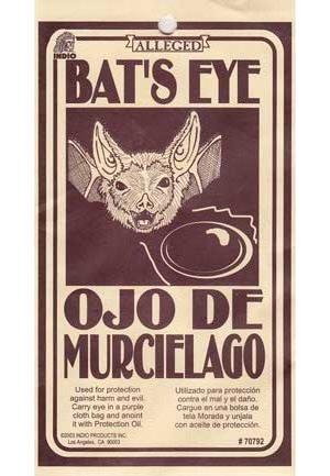 Bat Eye Charm