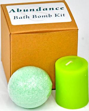 Abundance Bath Bomb Kit
