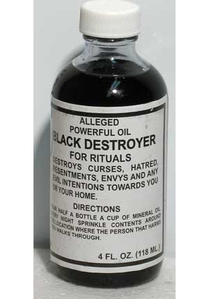 Black Destroyer