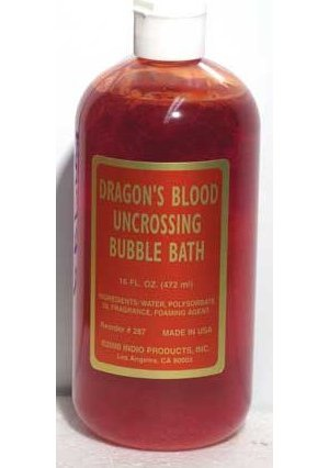 Dragon's Blood Bath Oil 16oz
