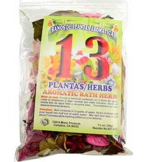 13 Herbs Bath Herb