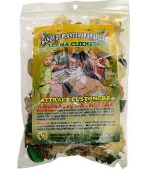 Attract Customers Bath Herb