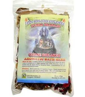 Curse Breaker Bath Herb