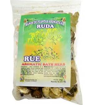 Rue Bath Herb