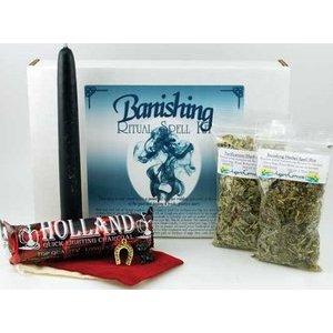 Magic Spell Kit - Banishing Spell