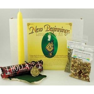 Magic Spell Kit - New Beginnings Spell
