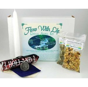Magic Spell Kit - Flow With Life Spell