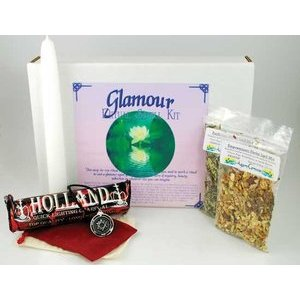 Magic Spell Kit - Glamour Spell