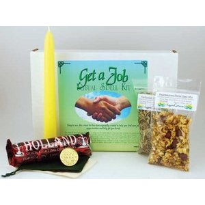 Magic Spell Kit - Get a Job Spell
