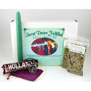 Magic Spell Kit - Secret Desires Spell
