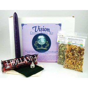Magic Spell Kit - Vision Spell