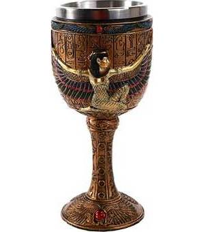 """6 3/4"""" Isis Chalice"""