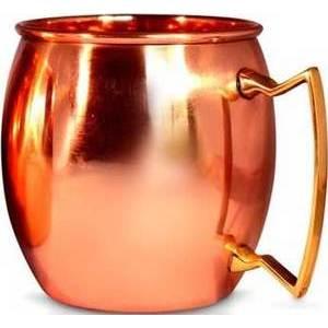 16 Oz Copper Mug