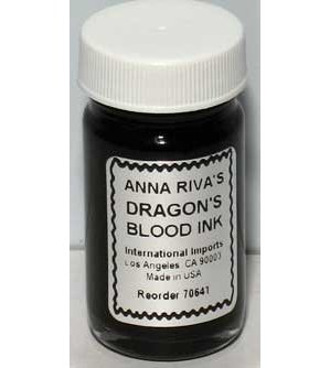 Dragon's Blood Ink 1 Oz