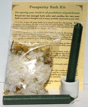 Prosperity Bath Kit