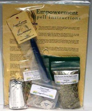 Empowerment Ritual Kit