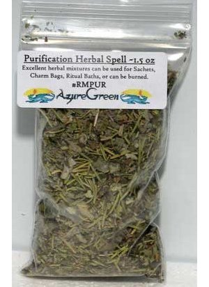 Purification Spell Mix 1oz