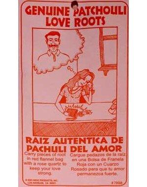Patchouli Love Roots