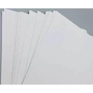 Gray Vellum Bristol: 250pk 8 1/2x11 (65#)