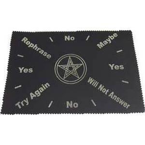 Pentagram Pendulum Mat