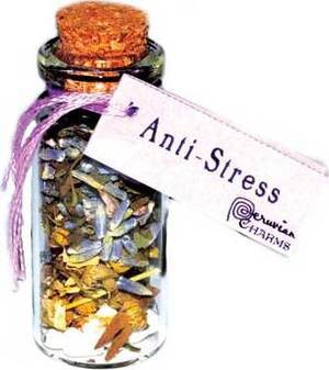 Anti Stress pocket spellbottle
