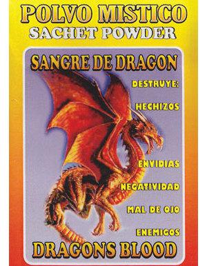 1/2oz Dragons Blood sachet powder