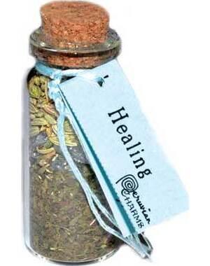 Healing pocket spellbottle