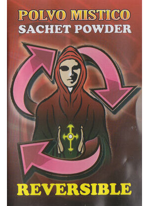 1/2oz Reversible sachet powder