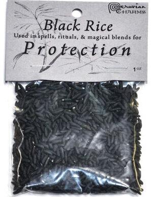 1oz Protection rice