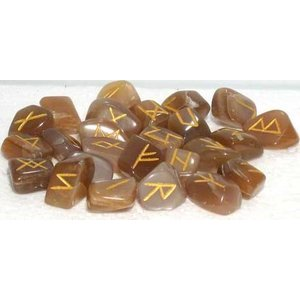 Moonstone Rune Set