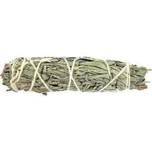 """4"""" Sage & Myrrh smudge stick"""