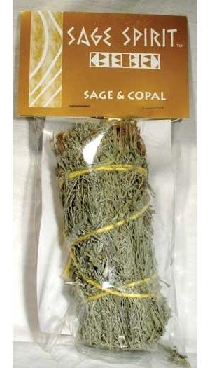 """Sage & Copal Smudge Stick 5"""""""