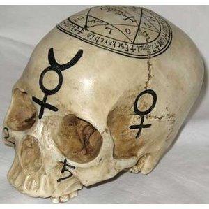 Skull: Pentagram (Mystic)