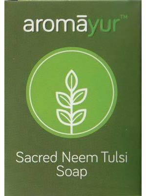 100g Sacred Neem Tulsi soap