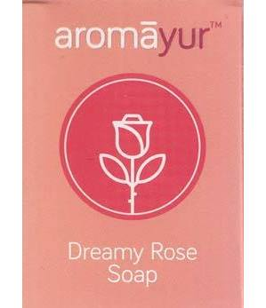 100g Dreamy Rose soap