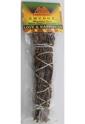 Love & Happiness Smudge Stick 5-6""