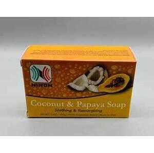 5oz Coconut & Papaya ninon soap