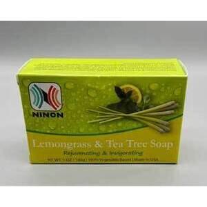 5oz Lemongrass & Tea Tree ninon soap