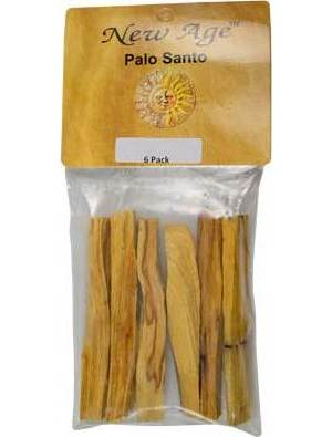 Palo Santo Smudge Stick 6 Pk