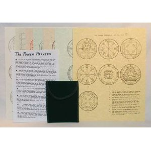 Seal Of Solomon Pentacles Set